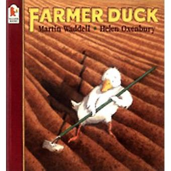 Farmer Duck in Bengali and English by Martin Waddell - Helen Oxenbury
