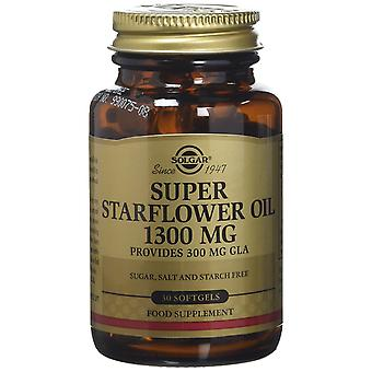 Solgar Super Starflower Oil 1300mg Softgels, 30