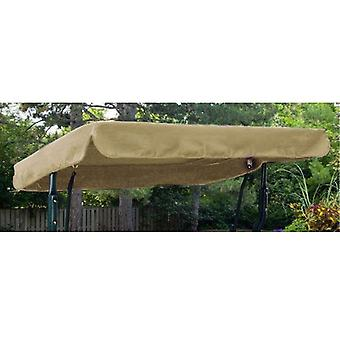Gardenista® Stone Replacement Canopy for 3 Seater Argos Malibu Swing Seat