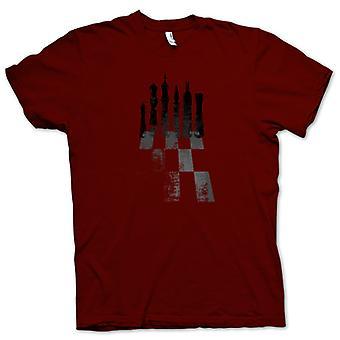 Kids T-shirt - Batman Chess Game
