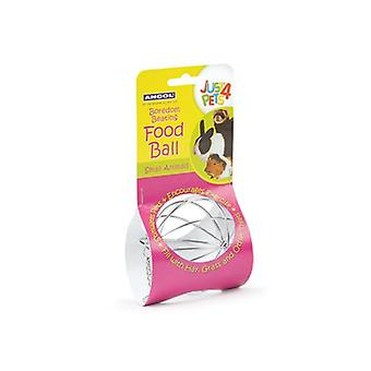 Tristess äta mat boll för husdjur