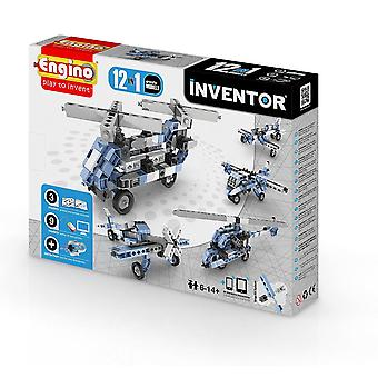 Inventor 12 In 1 Aircrafts Models