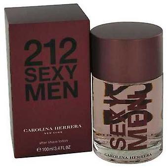 212 Sexy By Carolina Herrera After Shave 3.3 Oz (men) V728-446998