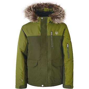 Dare 2b Boys Furtive Water Repellent Hooded Ski Jacket
