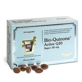 Pharmanord bio-Quinone Active Q10 gull-100mg caps 60