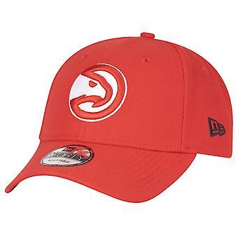 Nouvelle ère Cap - Ligue de NBA Atlanta Hawks rouge 9Forty
