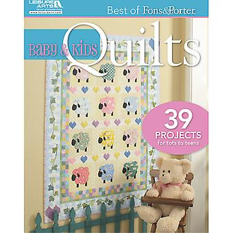 Leisure Arts Baby & Kids Quilts La 5561
