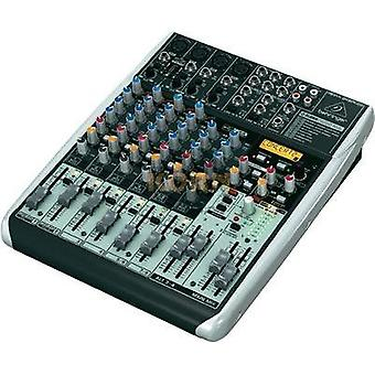 Mixing console Behringer XENYX QX1204USB No. of channels:8 USB p