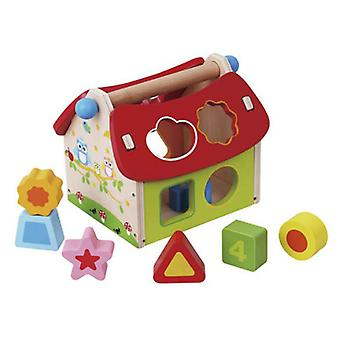 Peipeile Casita Ways With 8 Figures (Toys , Preschool , Puzzles And Blocs)