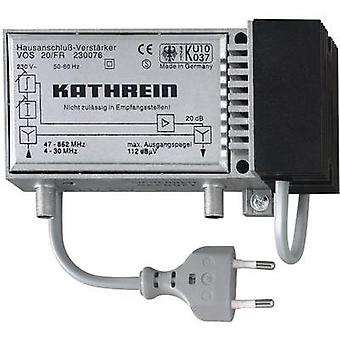 Cable amplificador Kathrein VOS 20/FR 20 dB