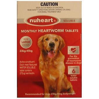 Nuheart Large 23-45kg 6pk