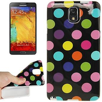 Protective case for mobile Samsung Galaxy touch 3 N9000 black/color