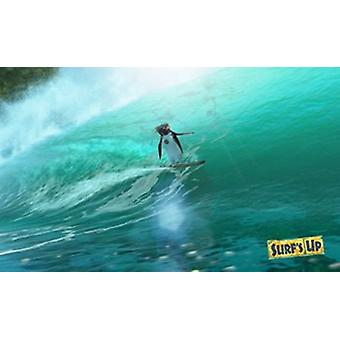 Surfs Up Movie Poster (17 x 11)