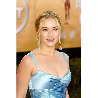 Kate Winslet In The Press Room For 11Th Annual Screen Actors Guild Awards Shrine Auditorium Los Angeles Ca February 05 2005 Photo By Michael GermanaEverett Collection Celebrity