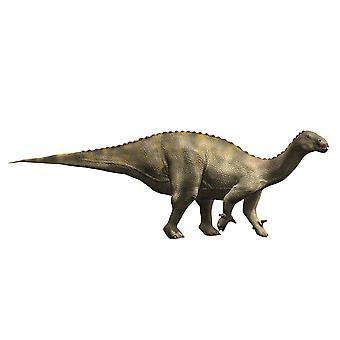 Lurdusaurus Arenatus frühen Kreidezeit von Niger Poster Print