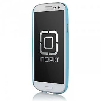 Incipio SA-298 feather cover case Samsung Galaxy S3 i9300 in neon blue