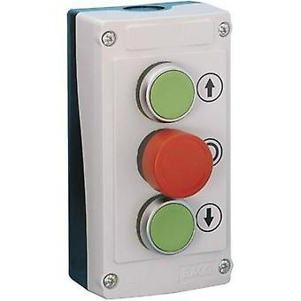 Pushbutton BACO LBX308830 IP66 momentary 1 pc(s)