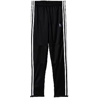 adidas Tiro 3 Stripes Kids Locker Room Training Tracksuit Pant Black