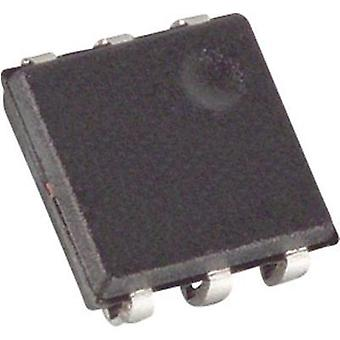 TVS diode Maxim Integrated DS9503P+T&R TSOC 6