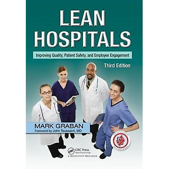 Lean Hospitals by Graban Mark