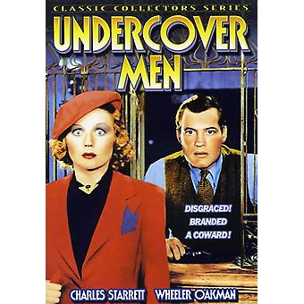 Undercover Men (1934) [DVD] USA import