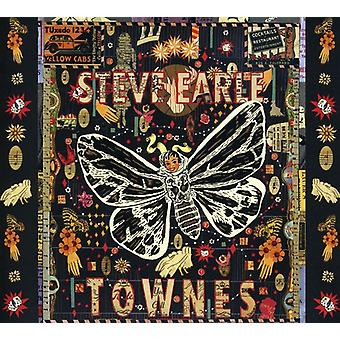 Steve Earle - Townes [CD] USA import