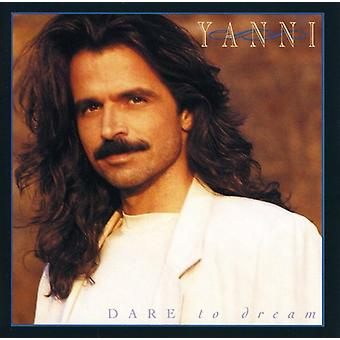 Yanni - våga dröm [CD] USA import