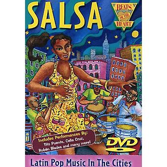 Salsa-Latin Pop Music in the C [DVD] USA import