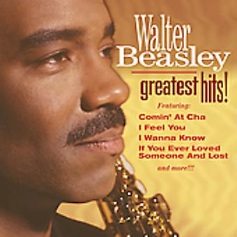 Walter Beasley - importazione USA Greatest Hits [CD]