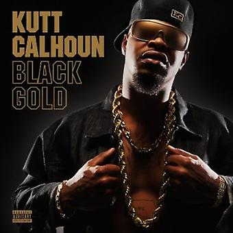 Kutt Calhoun - sort guld [CD] USA import