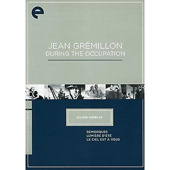 Jean Gremillon During Occupation [DVD] USA import