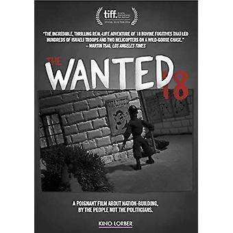 Wanted 18 [DVD] USA import