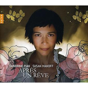Strauss/Faure/Mendelssohn/Chausson/Bouchot/Poulenc - Apr S Un R Ve [CD] USA import