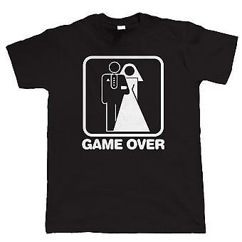 Gra na ślub, śmieszne Stag Party Tshirt