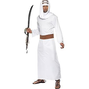 Lawrence d'Arabie Cheikh costume costume arabe taille M
