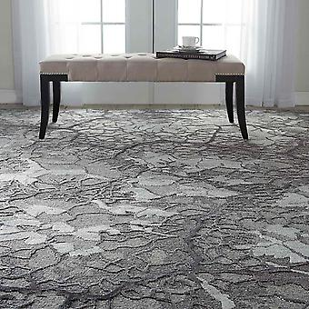 Divine Rugs Div01 By Nourison In Charcoal