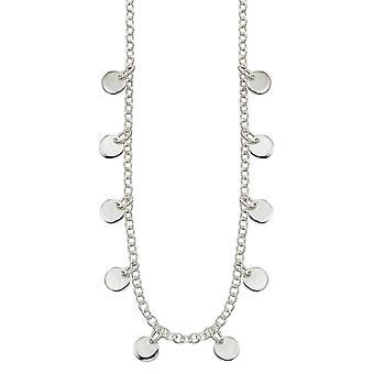 Collana alla moda in argento 925