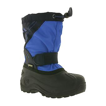Kamik snow Trax G Gore-Tex® shoes kids winter boots blue Y NK8597 BNA
