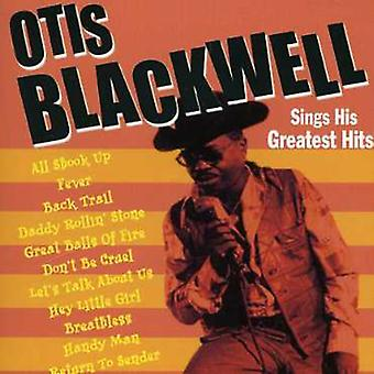 Blackwellotis - Sings His Greatest Hits [CD] USA import