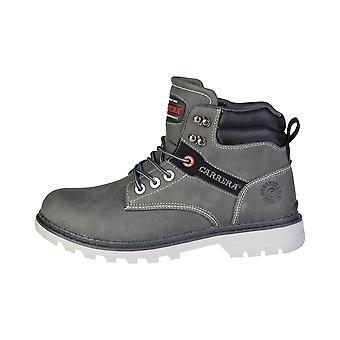 Carrera Ankle boots Men Grey