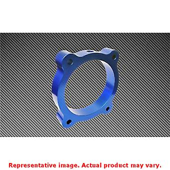 Torque Solution Throttle Body Spacer TS-TBS-021BU Blue Fits:HYUNDAI 2013 - 2015