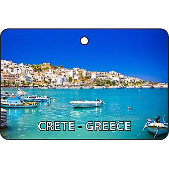 Crete - Greece Car Air Freshener