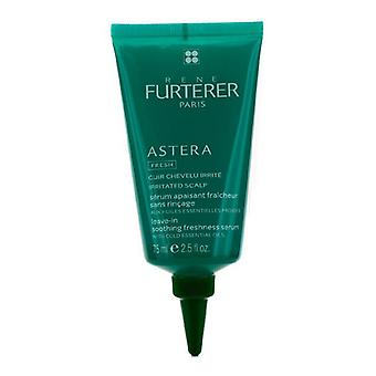 Astera Fresh Leave-In Soothing Freshness Serum (Irritated Scalp) - 75ml/2.5oz
