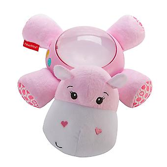 Fisher-Price FGG89 Hippo Projection Soother