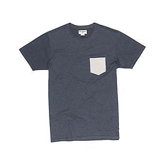 Billabong Allday bolsillo manga corta camiseta