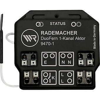 Rademacher DuoFern 1-channel Wireless switch Flush mount