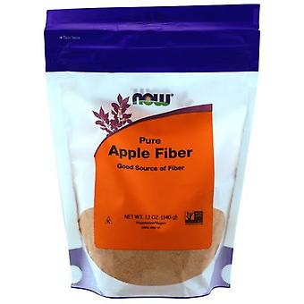 Now Foods Apple Fiber 340 gr (Sport , Athlete's health , Digestive health)
