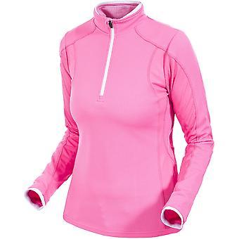 Trespass Womens/Ladies Ollog Long Sleeve Half Zip Active Top
