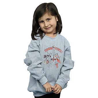 DC Comics Girls Justice League High Five Sweatshirt