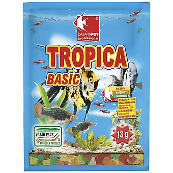 Dajana Tropica Bolsa 13 Grs (Fish , Food , Warm Water)